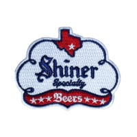 Embroidered Shiner Premium Patch