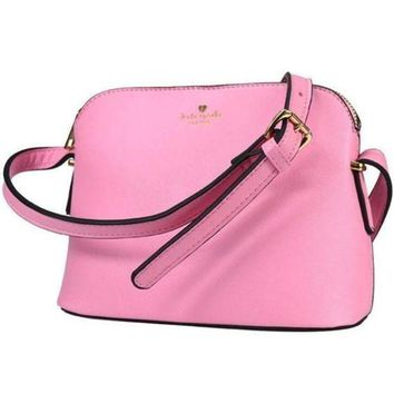 DCCKJ1A Kate Spade women's tide brand fashion leather handbag Messenger bag F