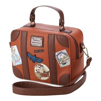 daf2bc5f0b93 Disney Toy Story 4 Crossbody Bag by Loungefly New with Tags
