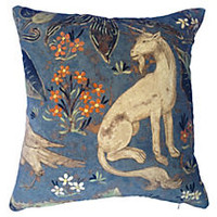 Velvet Unicorn Pillow