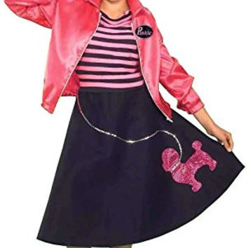 Forum Novelties Children's Costume Teenz - Poodle Skirt Set (Ages 14 to 18)