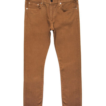 Kennedy Denim Co. - Garment-Dyed Denim (Spanish Gold)