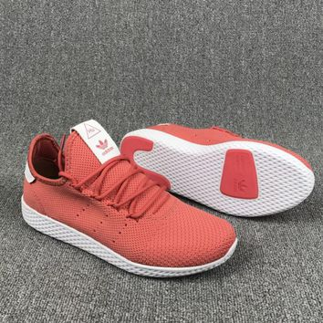 ADIDAS MESH Casual Sports Shoes Nude pink H-CSXY