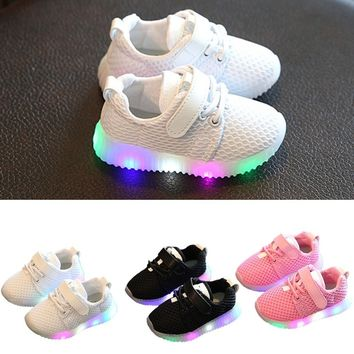 Disco Luminous Shoes
