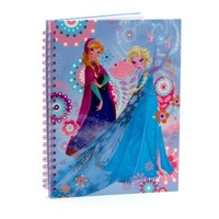 Frozen A4 Notebook | Disney Store