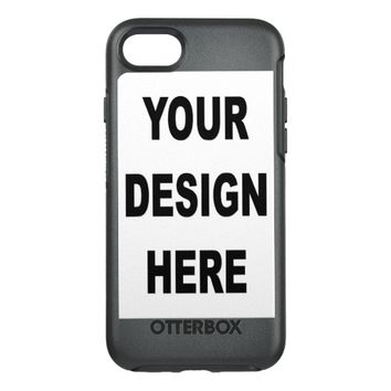 Customize Photo OtterBox Symmetry iPhone 7 Case