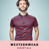 Buy French Connection Black & Red Printed Casual Shirt - - Apparel for Men