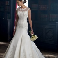 David Tutera 213245 Dress - MissesDressy.com