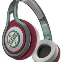 SMS Audio STREET by 50 First Edition Star Wars On Ear Headphones Boba Fett