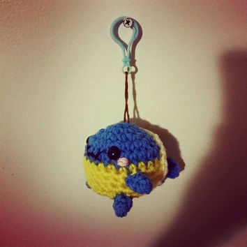 Fat Squirtle Keychain