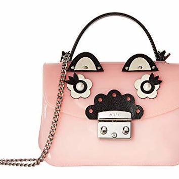 Furla Candy Cupido Meringa Mini Crossbody