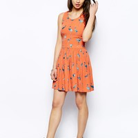 Sugarhill Boutique Fiesta Flamingo Dress