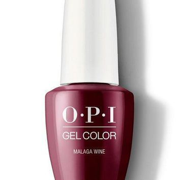 OPI GelColor - Malaga Wine 0.5 oz - #GCL87