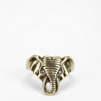 Elephant Ring - Urban Outfitters