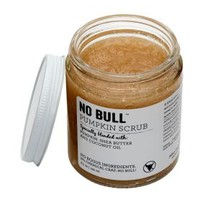 No Bull Botanical Skin Care - No Bull Body Scrub - Seasonal Product - NonToxic Vegan Gluten Free Organic Skin Care Products by Sevani Skin Care, Organic Skin Care and More - No Bull Body Scrub Pumpkin Banana
