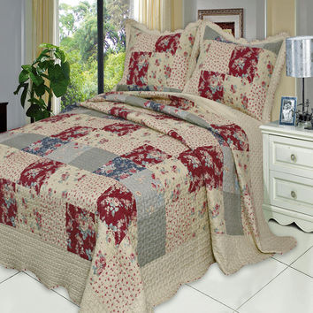 Tania Oversize Coverlet Set