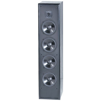"Bic Venturi 8"" Slim-design Tower Speaker"