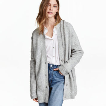 H&M Oversized Cardigan $39.99