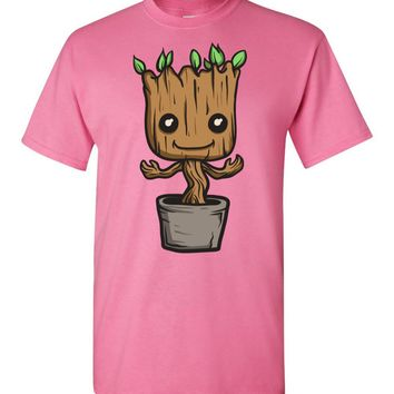Cute Baby Groot in Colorful Youth Sizes