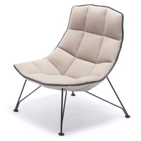 Knoll - Jehs+Laub Wire Base Lounge Chair
