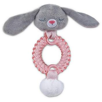 Leaps & Bounds Little Chews Teething Ring Puppy Toy in Assorted Colors | Petco