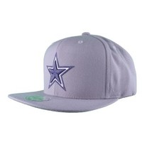 Mitchell & Ness Mitchell & Ness NFL Dallas Cowboys Throwback Snapback Hat Hats