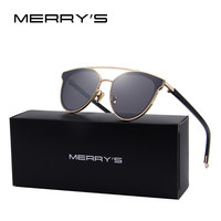 Women Fashion Cat Eye Sunglasses Classic Brand Designer Sunglasses S'8085