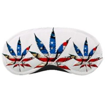 Marijuana Sleeping Mask