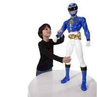 "Power Rangers Megaforce Ranger - Blue (31"")"