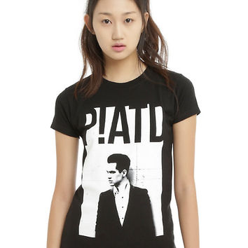 Panic! At The Disco P!ATD Brendon Girls T-Shirt