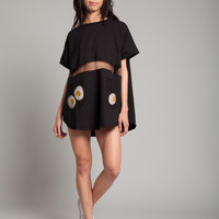 Keep The Eggs in My Pocket Dress  **Backorder, Ships 2/8**