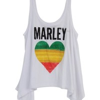 Billabong Women's Bob Marley Tank