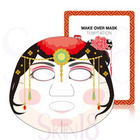 BRTC Make Over Mask Temptation Character (imperial concubines soothing moisturizing mask)  *exp.date 07/18*