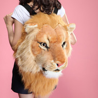 Lion backpack fashion Backpack GV823DF