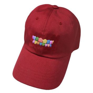 ikon Grill Hat (red)