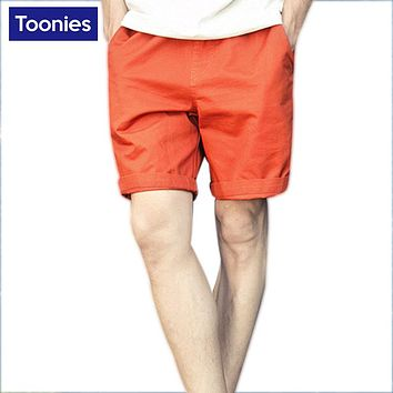 TOONIES Brand Mens Shorts Summer Crossfit Beach Overalls Boardshort Hip Hop Sweat Lovers Short Men Imported-Clothing Short Homme