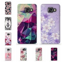 For Samsung Galaxy A3 2016 Case Silicon Cover for Samsung Galaxy A5 2016 Phone Case for Samsung Galaxy for A3 A5 A7 2015 Covers