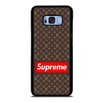 NEW SUPREME BROWN Samsung Galaxy S8 Plus Case Cover
