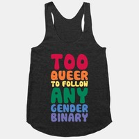 Too Queer To Follow Any Gender Binary