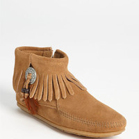 Women's Minnetonka 'Concho Feather' Moccasin,