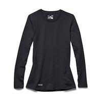 Under Armour Womens Coldgear Fitted Pullover Top