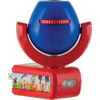 Disney Led Projectables Mickey Mouse Plug-in Night Light