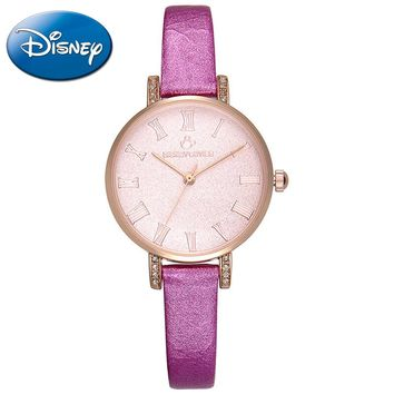 Authentic Disney Women's Bling Rhinestone Watch. Comes in 5 Colors. Free Shipping