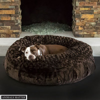 Animals Matter® Katie Puff®Luxury Dog Bed