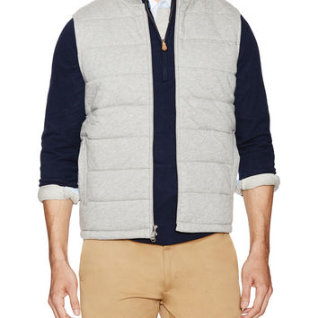 New Canaan Quilted Vest