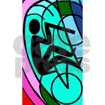 CYCLING ABSTRACT IPHONE 6 PLUS/6S PLUS TOUGH CASE