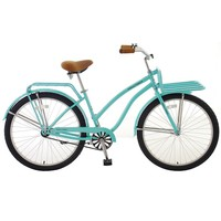 Hollandia Holiday F1 26-in. Bike - Women (Green)