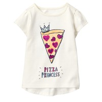 Pizza Princess Tee