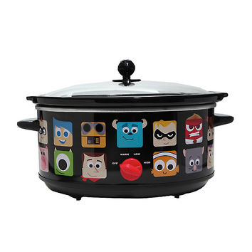 Disney Pixar 7 Quart Slow Cooker