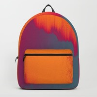Solar Flare Backpack by duckyb